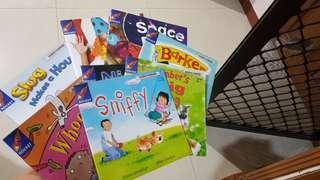 Rocket for reading preschool / TK