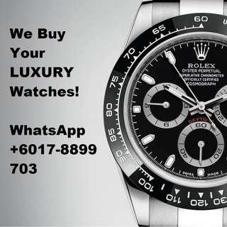 Buy, Sell or Trade Watches