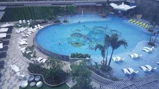 Feb .17,18,Available Hilton hotel resorts world manila