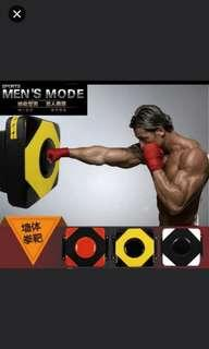 拳擊掛牆填充棉沙包40*40*10cm (50*50*15cm 380蚊) (健身系列) (舉國) (Gym Wall Mount Punch Boxing Bag)