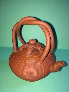 """""""王炳川""""制紫砂壶 Wang Bingchuan Teapot"""