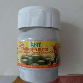 🚚 Ant Korean 6 roast Bamboo salt