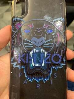 Original Kenzo iphone x cover
