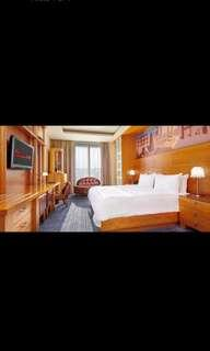3D2N stay at Hotel Michael (pre-Labour Day hol)