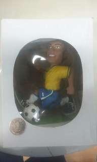 足球名將 陶瓷擺設