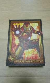 Iron Man Book Box