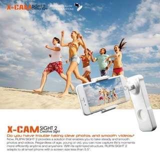 X-Cam Sight 2 Portable Smartphone Gimbal