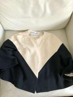 🚚 Authentic Christian Dior silk cape