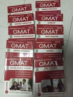 Manhattan Prep GMAT 6th edition