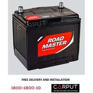 NS60 Car battery Century Roadmaster for PROTON Saga,Wira, Iriz. Bateri Kereta FREE Delivery > Installation for Klang Valley
