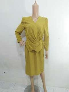 PRELOVED DRESS VINTAGE MURAH BAGUS