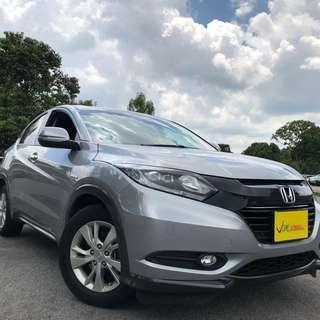 Honda Vezel Hybrid for long term lease