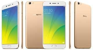 Oppo R9s (Gold)