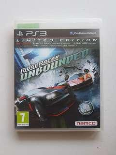 Ps3 Ridge Racer Unbounded Game