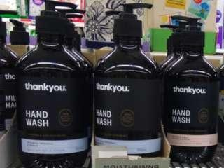Thankyou body soap $16 inclusive