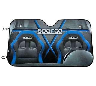 Original Sparco Car Sunshade, Myvi, Vios, City, Bezza, Wira
