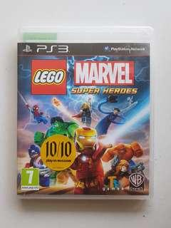 Ps3 Lego Marvel Super Heroes Game
