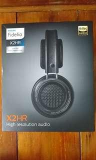 🚚 Philips Fidelio X2HR Over-ear indoor headphones (Hi-Res AUDIO) High resolution audio