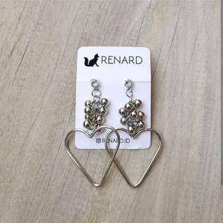 Taci Uning Earring / anting cantik / anting manis /