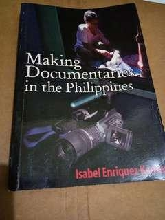 Making Documentaries in the Philippines