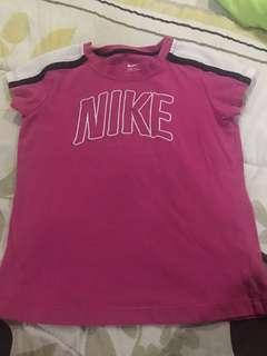 Nike girls size 6x