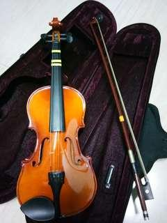Slightly Used Bachendorff Violin