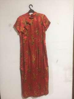 Long dress Chinese