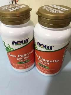 Saw palmetto extract 320mg