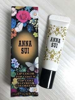 $108/1支 Anna Sui lip color top coat  唇膏打底膏
