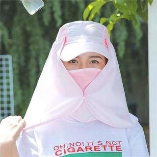 Detachable Sun Hat