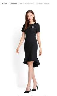 🚚 LilyPirates After Nine Dress In Classic Black BN