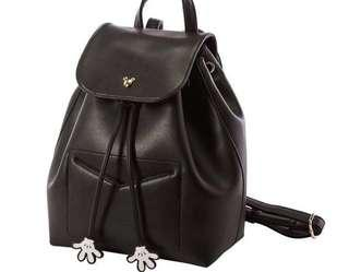 🚚 BNWT Authentic Mickey Disney PU Backpack
