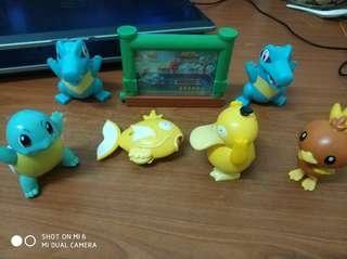 pokemon n Nintendo toy