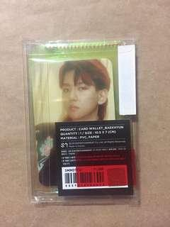 EXO Baekhyun Kokobop Card Wallet