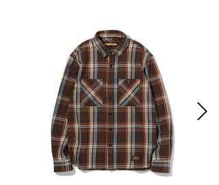 Neighborhood lumbers / c shirt