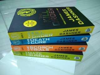 The Maze Runner Series (Complete)