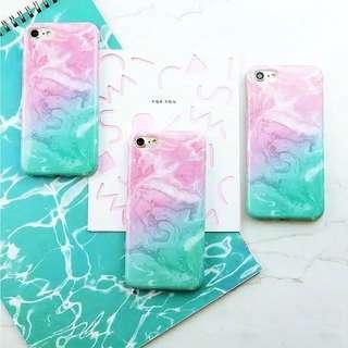 Swirl case gossy full cover for iphone