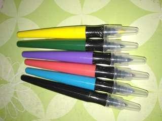 water brush pens