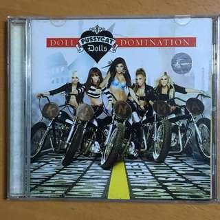 ❗️絕版❗️the PUSSYCAT dolls CD // DOLL DOMINATION