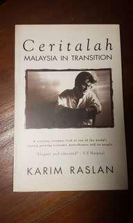 Ceritalah by Kam Raslan