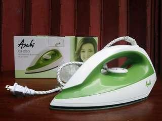 Green Flat Iron
