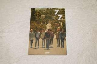 GOT7 7FOR7 ALBUM (Thailand edition)