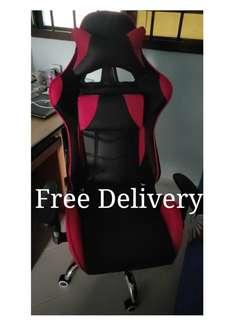 (Sale!) Racer Gaming High Back Boss Chair