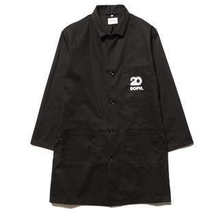 Soph.20 holdfast shop coat