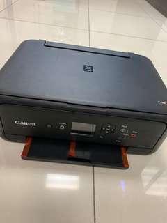 Printer Canon TS5170 (fast deal)