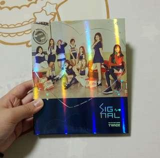 🚚 Twice Unsealed Signal Blue Album