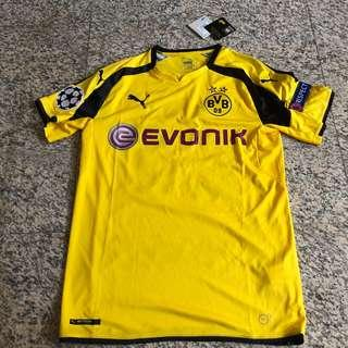 Borussia Dortmund 2016 Champions League Jersey