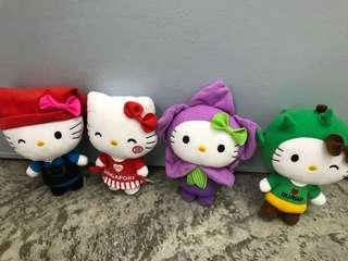 Mcdonald HelloKitty sg50
