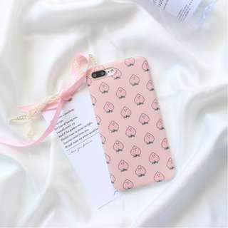 [PO] kakao friends apeach iphone case