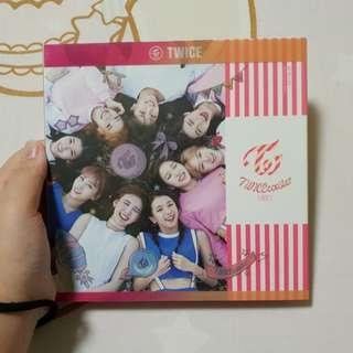 🚚 TwiceCoaster Lane 1 Unsealed Neon Magenta Album